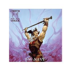 Cirith Ungol - I'm Alive (CD + DVD)
