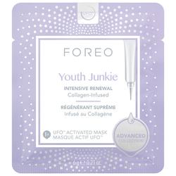 FOREO 1 Stück Youth Junkie UFO Collagen-Gesichtsmaske Anti-Aging-Maske