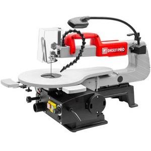 Holzmann Dekupiersäge DKS21PRO-230V, 120 W, 57mm Schnitthöhe, Tischgröße 32 x 48,2cm