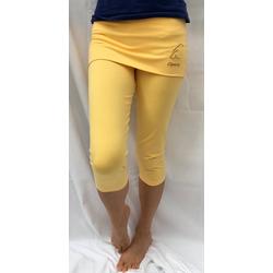 ESPARTO Yogahose Capri, 3/4-Yoga-Rockhose Thanda XL
