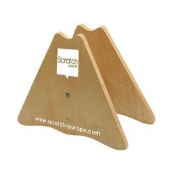 SCRATCH Laufrad Laufradständer aus Holz