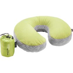 Cocoon AIR CORE NECK PILLOW ULTRALIGHT - Nackenkissen - grün|grau