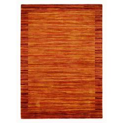 Orientteppich Award Nami, OCI DIE TEPPICHMARKE, rechteckig, Höhe 6 mm, handgeknüpft rot 250 cm x 300 cm x 6 mm