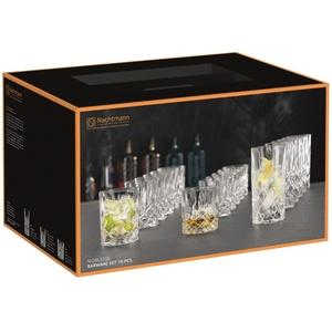 NACHTMANN Serie Noblesse Becher-Set 18 teilig Gläser Whisky Longdrink