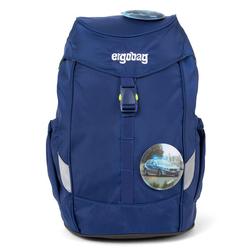 Ergobag Mini Schulrucksack 30 cm blaulichtbär blau