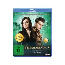Smaragdgrün Blu-ray