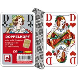 Nürnberger Spielkarten - Doppelkopf - eXtra cLassic-