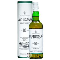 Laphroaig 10 Jahre Single Malt Whisky