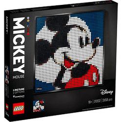 LEGO® Art 31202 Disney's Mickey Mouse Bausatz