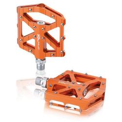 XLC Fahrradpedale XLC MTB/Trekking Plattformpedal Colour Edition PD-M12 orange
