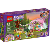 Lego Friends Camping in Heartlake City 41392