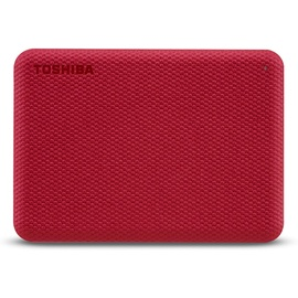 Toshiba Canvio Advance 1 TB USB 3.2 rot