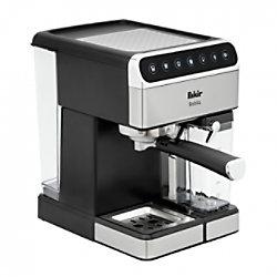 Fakir Espressomaschine   Silber