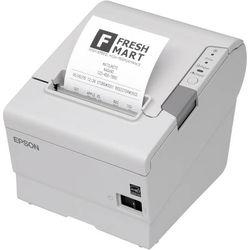 Epson TM-T88V Bon-Drucker Thermodirekt 180 x 180 dpi Weiß USB, Parallel