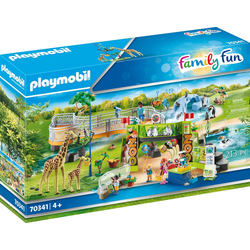 Playmobil Mein grosser Erlebnis-Zoo, Playmobil