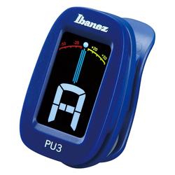 Ibanez PU3-BL Clip Auto Tuner