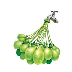 Splash Toys Wasserbombe Bunch-O-Balloons Wasserbomben, 100 Stück