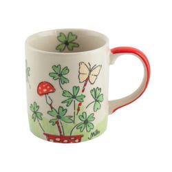 Mila Becher Mila Keramik-Becher Viel Glück, Keramik