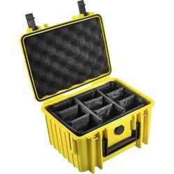 B & W outdoor.cases Typ 2000 Kamerakoffer Wasserdicht
