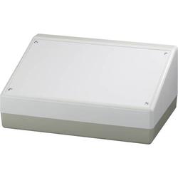 OKW AS054486 Pult-Gehäuse 220 x 100 x 156 ABS, Aluminium Aluminium (eloxiert) 1St.