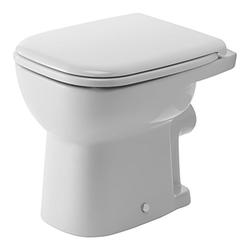 Duravit Duravit D-Code Stand-WC 480 mm, Flachspüler 210909