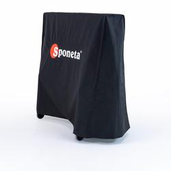 Sponeta Design-Abdeckhülle für klappbare Tischtennisplatten aus wetterfestem Polyester,,
