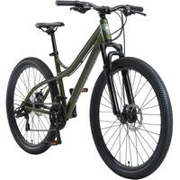 BIKESTAR Fahrrad Hardtail 27.5 Zoll Alu MTB Oliv Gr. 27,5