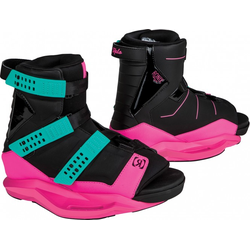 RONIX HALO Boots 2019 black/pink - 38,5-42,5
