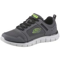 SKECHERS Track Knockhill Sneakers Low Sneaker grau 43