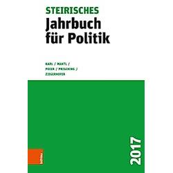 Steirisches Jahrbuch für Politik 2017 - Buch