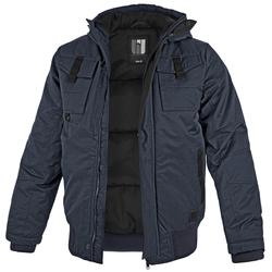 bw-online-shop Winterjacke Mountain navy, Größe 5XL