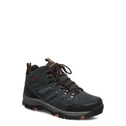 Skechers Mens Relment - Pelmo - Waterproof Shoes Boots Winter Boots Schwarz SKECHERS Schwarz 44,43,45,46
