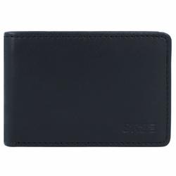Bree Pocket 102 Geldbörse RFID Leder 10 cm blacksoft