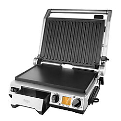 Tischgrill Sage Smart Grill Pro Silber, Schwarz 2400 W Aluminium