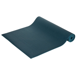 yogabox Yogamatte Premium 183 x 60 x 0.3 cm blau