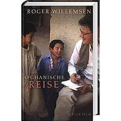 Afghanische Reise. Roger Willemsen  - Buch