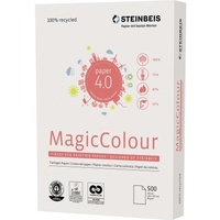Steinbeis MagicColour A4 80 g/m2 500 Blatt pastellblau