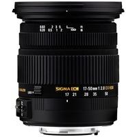 Sigma 17-50mm F2,8 EX DC OS HSM Nikon F