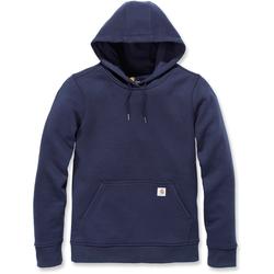 Carhartt Clarksburg Pullover Ladies Sweatshirt, blue, Größe XS für Frauen