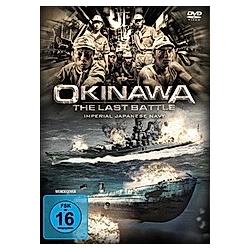 Okinawa - The Last Battle - DVD  Filme