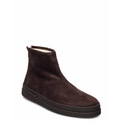 Gant Cloyd Mid Zip Boot Shoes Boots Winter Boots Braun GANT Braun 45,43,42,44,41,40,46