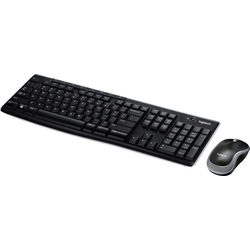 Logitech Wireless Combo MK270 Tastatur- und Maus-Set
