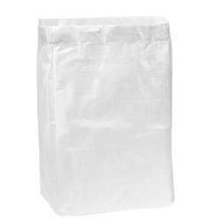 Wagner EWAR Gewebestandbeutel, 23 Liter, Gewebestandbeutel für Papiermüllbehälter, 1 Packung = 3 Stück, 160 x 280 x 425 mm