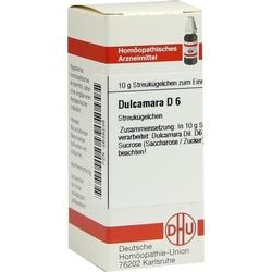 DULCAMARA D 6 Globuli 10 g
