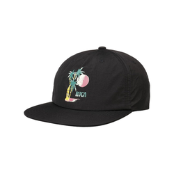 RVCA Baseball Cap (1-St) Flat Brim Cap Snapback