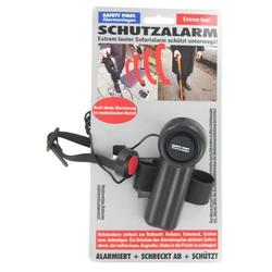 Schutz Alarm für den Rollator, Rollstuhl, Gehstock etc., Schalldruck bis zu 120 dB