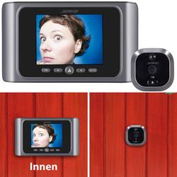 Digitale Türspion-Kamera mit Bewegungserkennung