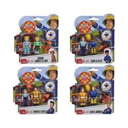 SIMBA Actionfigur Sam Figuren Doppelpack II, 4-fach sortiert