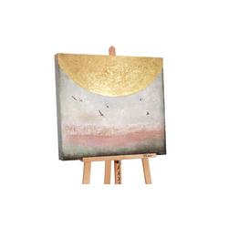 YS-Art Gemälde Sonnenenergie II PS080