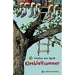 Kleeblattsommer. Christian Wiik Gjerde  - Buch